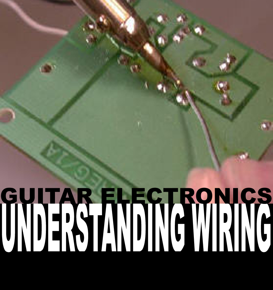 Electric Guitar Electronics Body Building DIY Unfinished Wiring ...